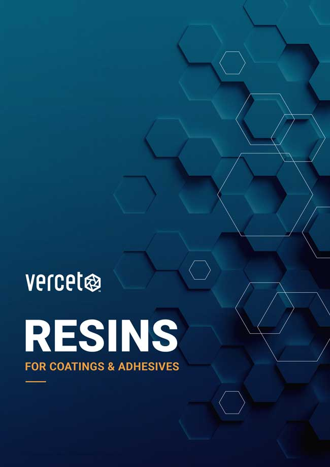 Vercet Polymeric Resins Brochure
